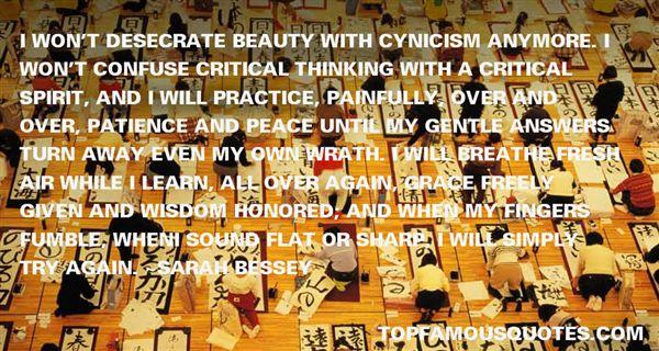 Sarah Bessey Quotes