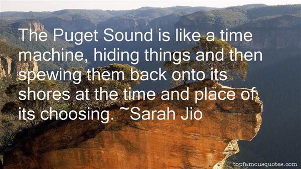 Sarah Jio Quotes
