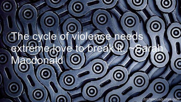 Sarah Macdonald Quotes
