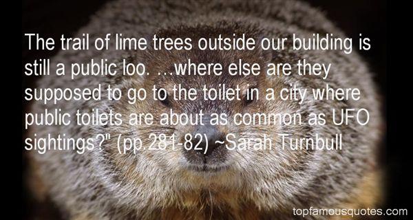 Sarah Turnbull Quotes