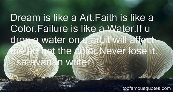 Saravanan Writer Quotes