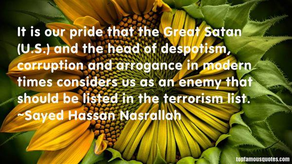 Sayed Hassan Nasrallah Quotes