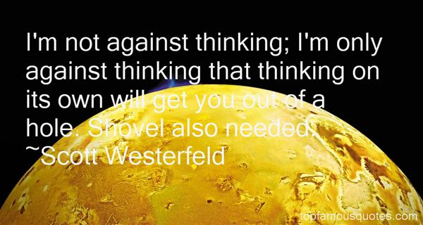 Scott Westerfeld Quotes