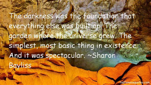 Sharon Bayliss Quotes