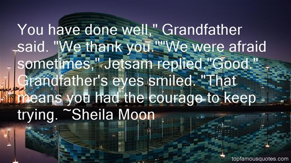 Sheila Moon Quotes
