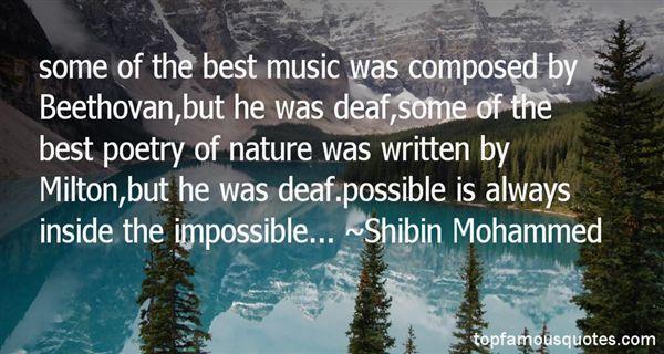 Shibin Mohammed Quotes