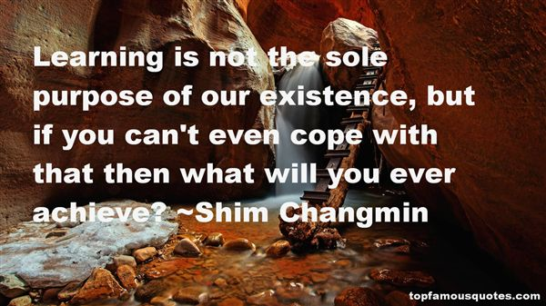 Shim Changmin Quotes