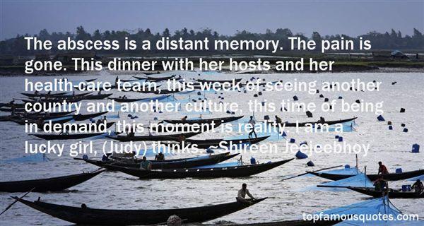 Shireen Jeejeebhoy Quotes