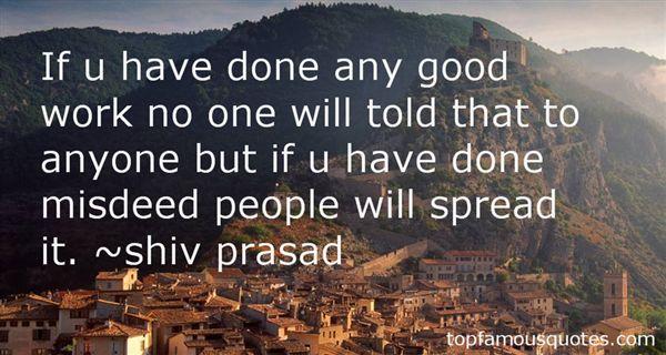 Shiv Prasad Quotes