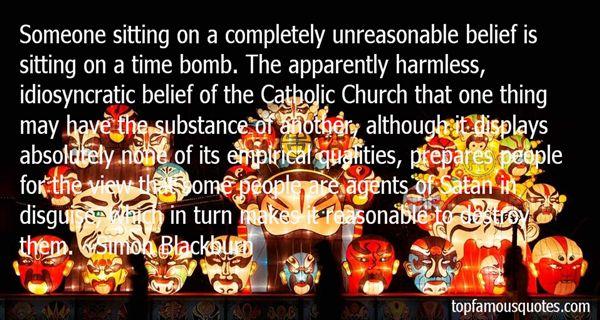 Simon Blackburn Quotes