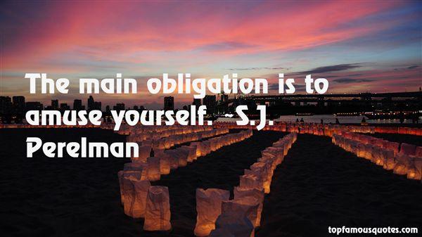 S.J. Perelman Quotes