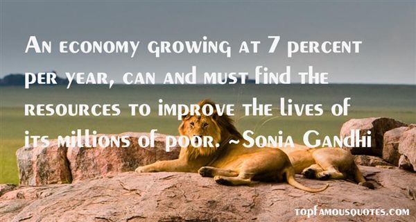 Sonia Gandhi Quotes