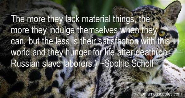 Sophie Scholl Quotes