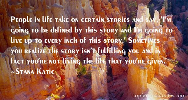 Stana Katic Quotes