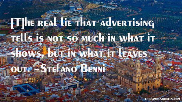 Stefano Benni Quotes