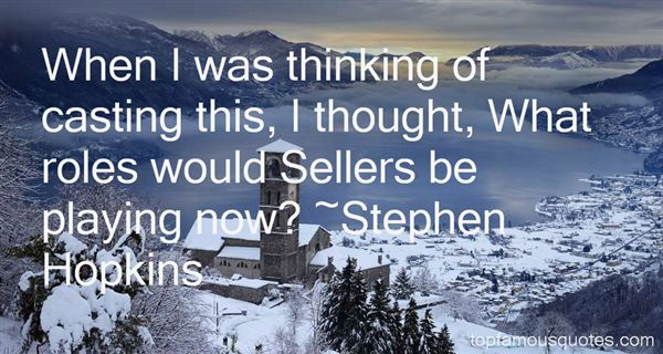Stephen Hopkins Quotes