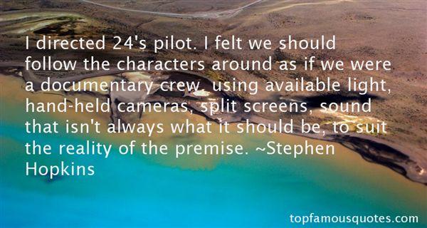 Stephen Hopkins Quotes