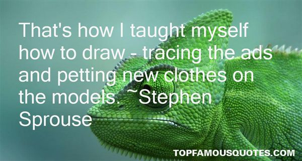 Stephen Sprouse Quotes