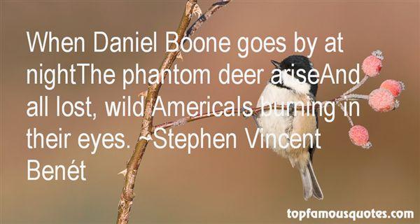 Stephen Vincent Benét Quotes