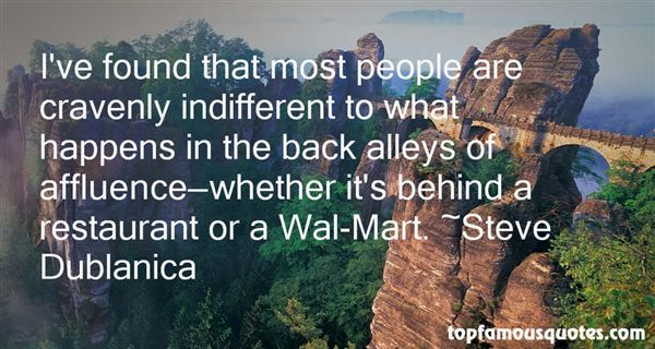 Steve Dublanica Quotes