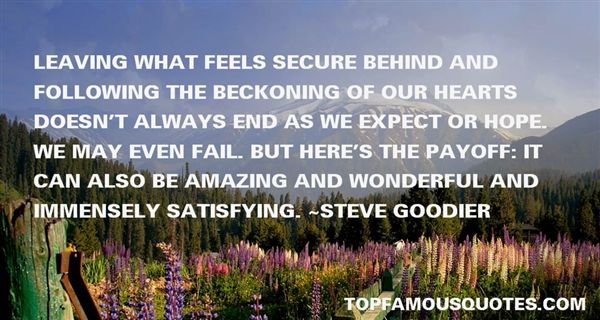 Steve Goodier Quotes