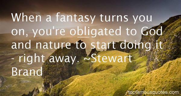 Stewart Brand Quotes