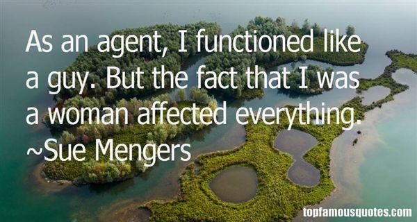 Sue Mengers Quotes