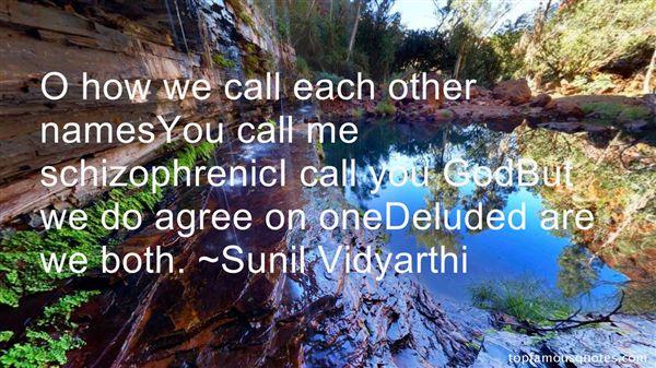 Sunil Vidyarthi Quotes