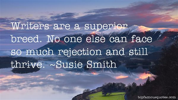Susie Smith Quotes