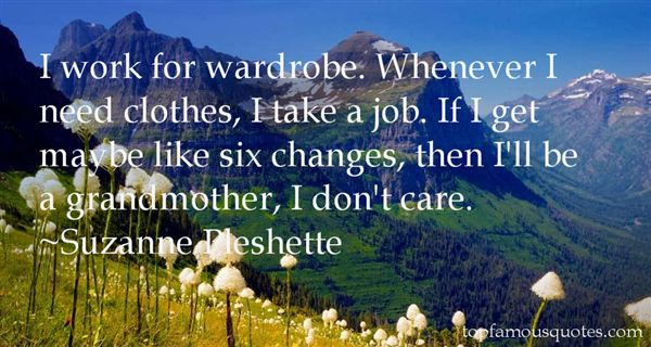 Suzanne Pleshette Quotes