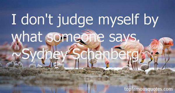 Sydney Schanberg Quotes