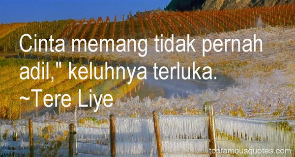 Tere quotes