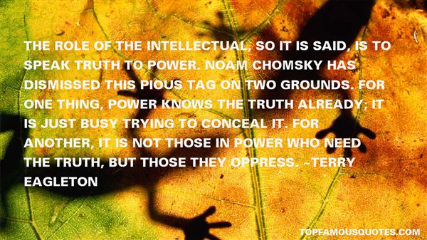 Terry Eagleton Quotes