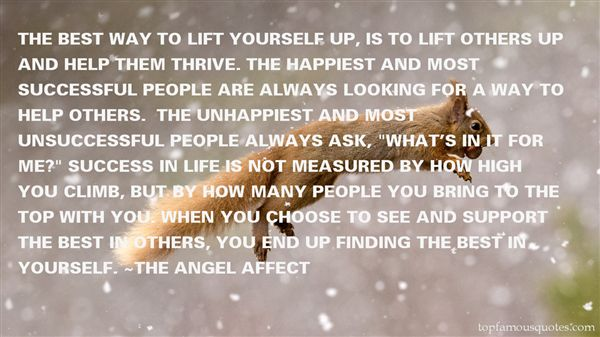 The Angel Affect Quotes