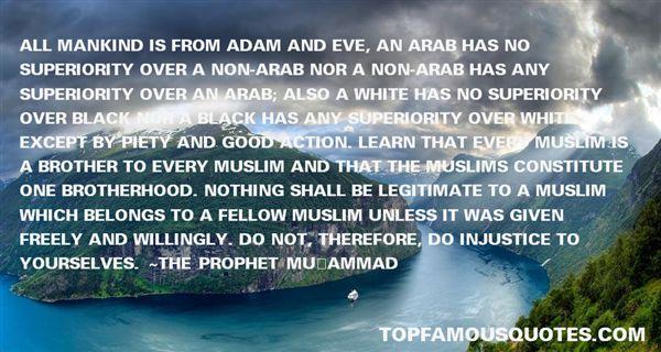The Prophet Muḥammad Quotes