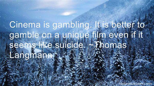 Thomas Langmann Quotes
