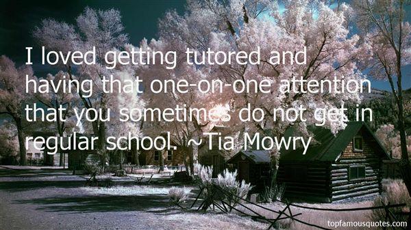 Tia Mowry Quotes
