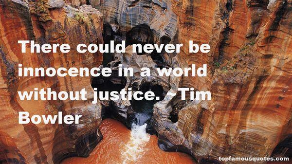 Tim Bowler Quotes