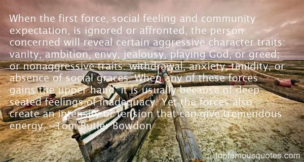 Tom Butler Bowdon Quotes