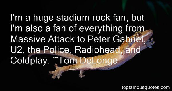 Tom DeLonge Quotes