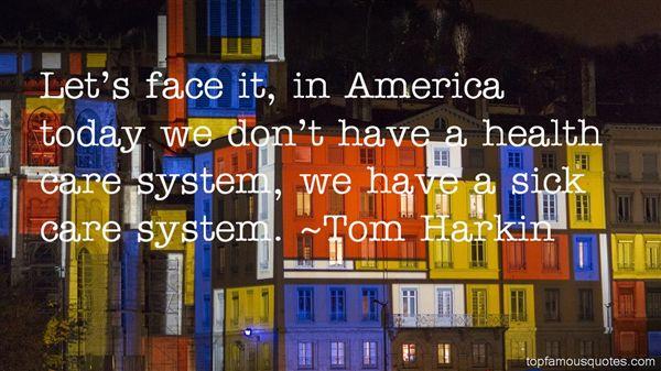 Tom Harkin Quotes