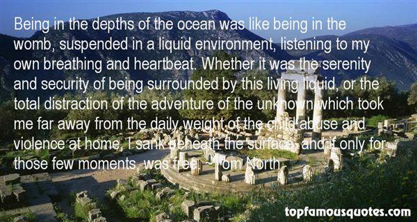 Tom North Quotes