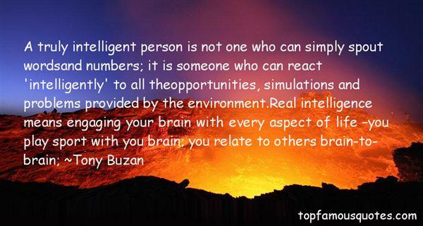 Tony Buzan Quotes