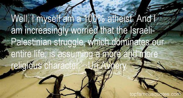 Uri Avnery Quotes