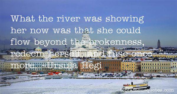 Ursula Hegi Quotes