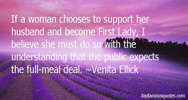 Venita Ellick Quotes