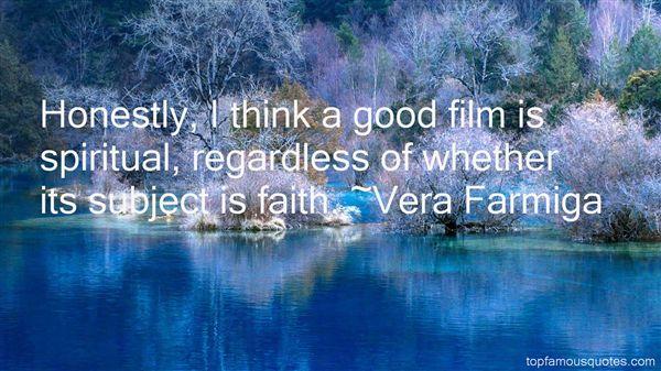 Vera Farmiga Quotes