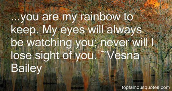 Vesna Bailey Quotes