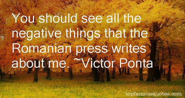 Victor Ponta Quotes