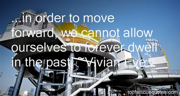 Vivian Eve Quotes
